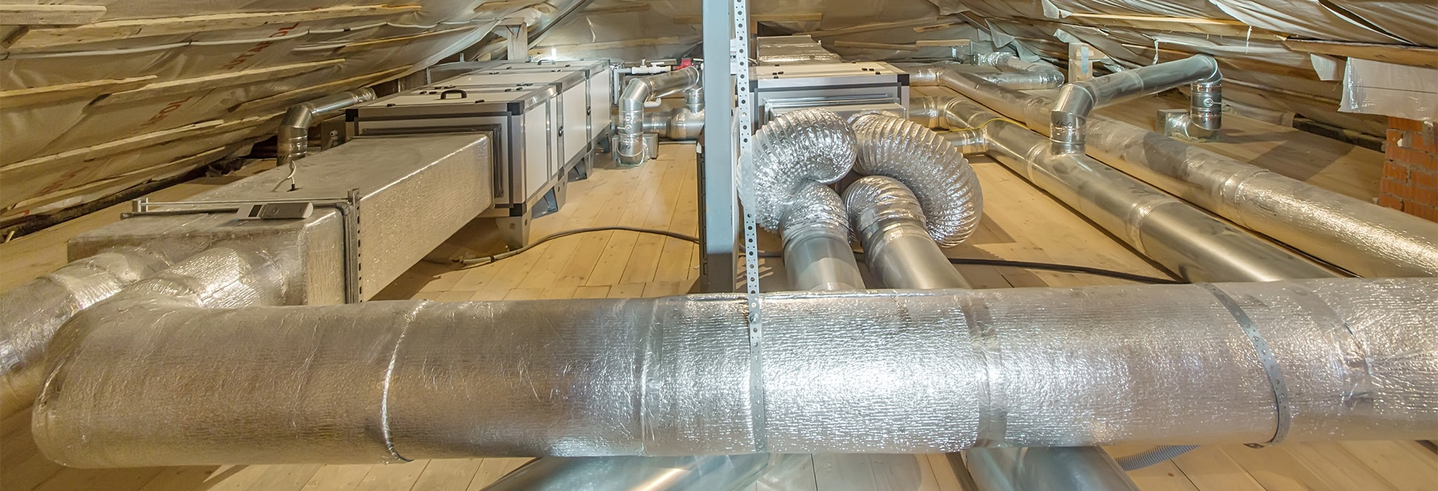 Air duct service.